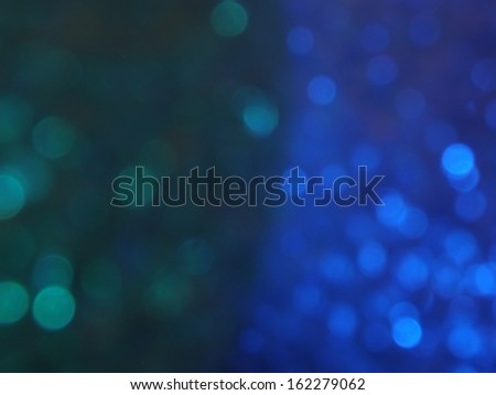 Green and Blue Pattern