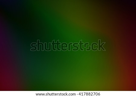 Green and red colors used to create abstract background