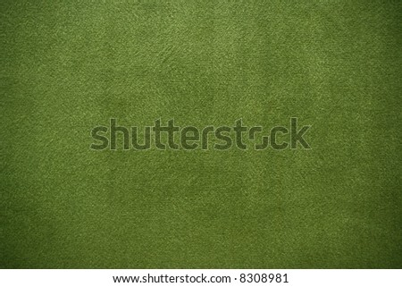 green background - carpet texture