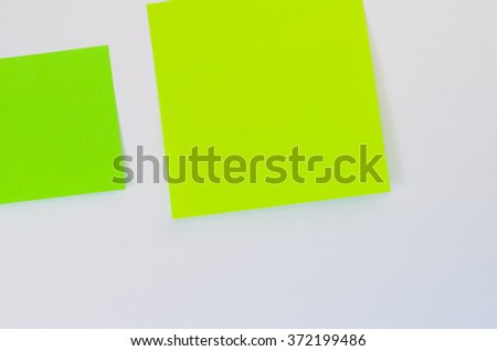 Various Angle Sticky Note Stock Photo 259575908 - Shutterstock