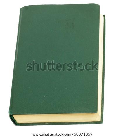 green book - stock photo