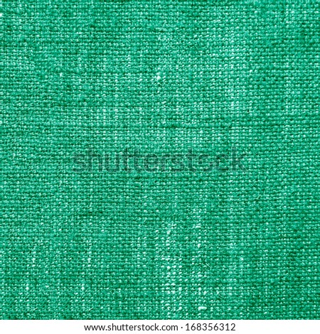 green canvas background - stock photo