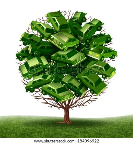 Green Drops Symbol Representing Environmental Ecological ...