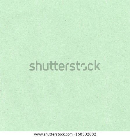 green cardboard texture as background
