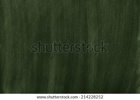Green Chalkboard./ Green Chalkboard. - stock photo