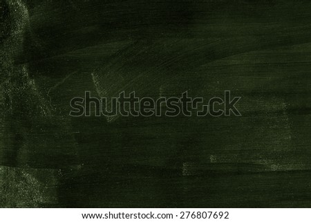 Green Chalkboard./Green Chalkboard. - stock photo