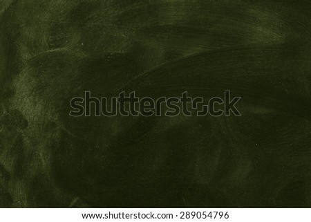 Green Chalkboard./ Green Chalkboard - stock photo