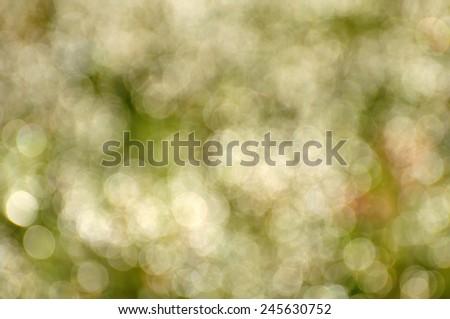Green circle background - stock photo