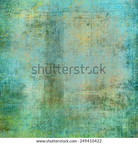 green colorful background - stock photo