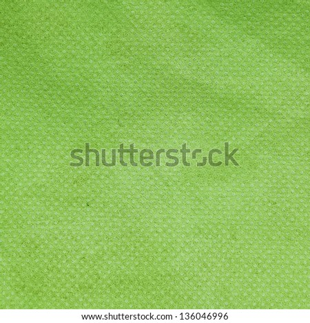 green craft paper - stock photo