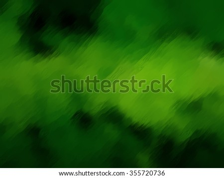 Green creative abstract grunge background