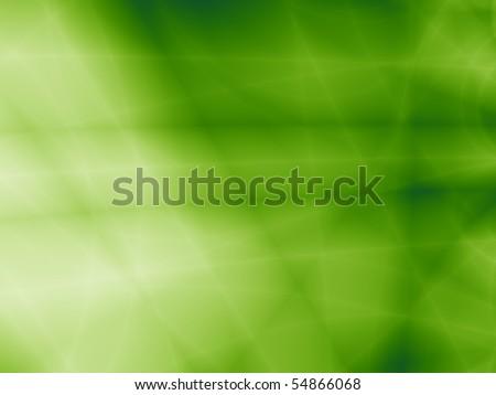 green eco background - stock photo