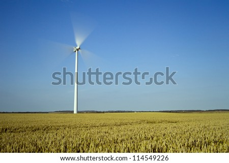 Green Energy and Farming