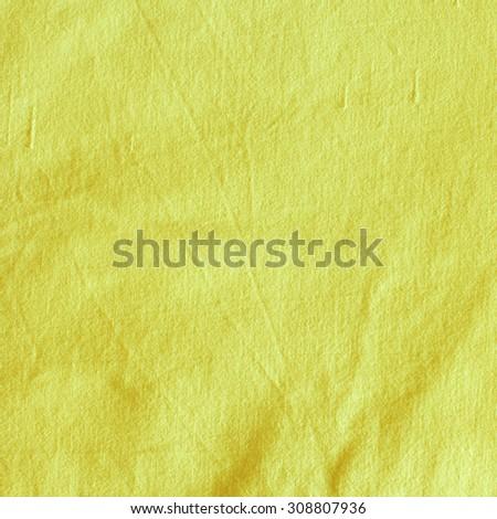 Green  Fabric Texture./ Green  Fabric Texture - stock photo