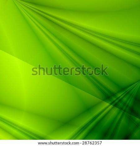 Green fantasy background - stock photo