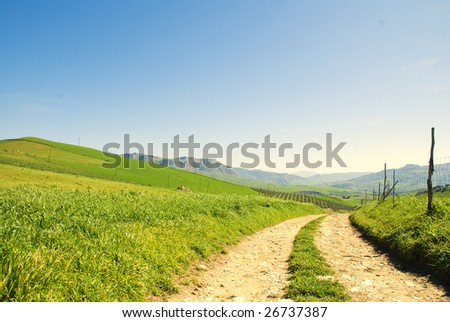 Green field way
