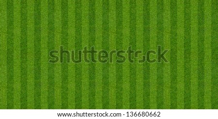 Green flat field astro fine grain pitch