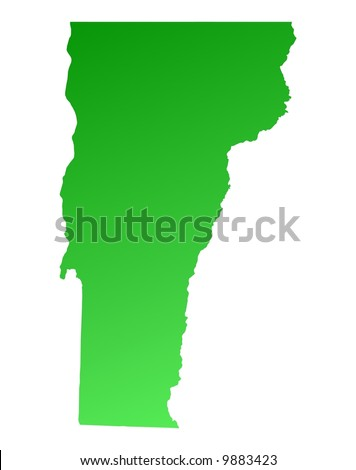 Vermont Map Stock Images RoyaltyFree Images Vectors Shutterstock - Vermont map