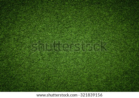 Green grass background texture, Artificial Grass Field - stock photo
