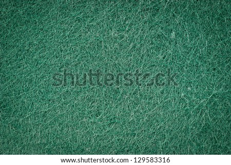 green hairy texture or background - stock photo