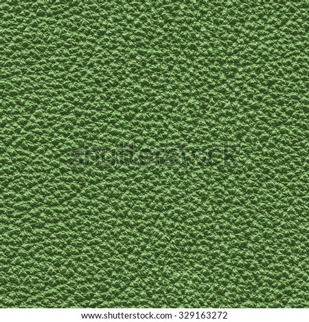 green leather texture closeup. Useful as background for Your design-work