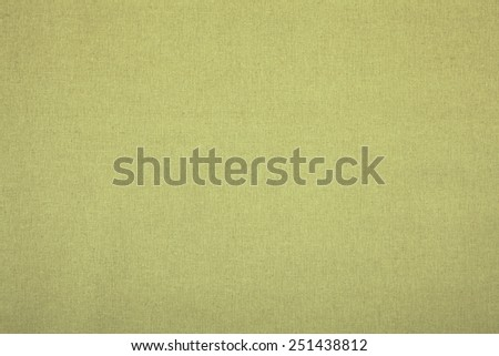 green linen canvas as a great texture - stock photo