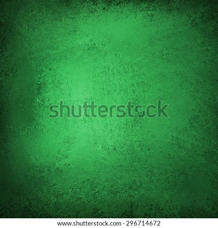 green painted metal background with vintage black borders