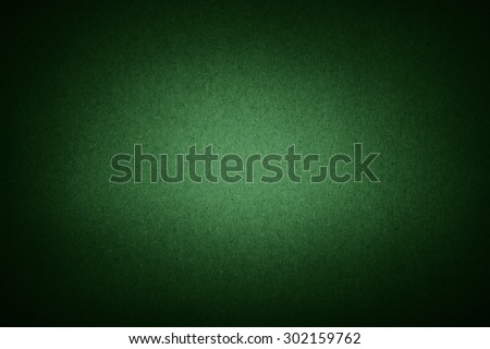 Green Paper Texture - stock photo