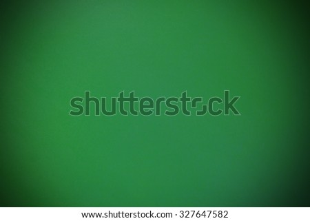 Green Paper Texture or Background - stock photo