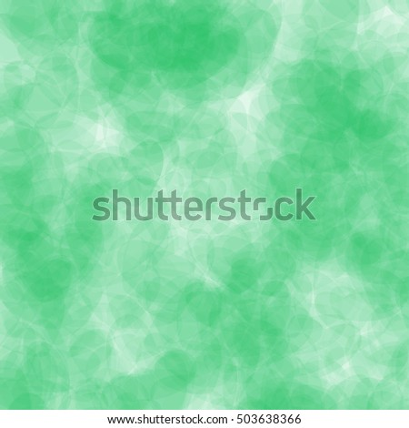 Green pastel background, raster version