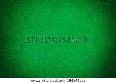 Green poker table felt background stock photo