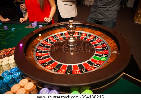 How ma y chips of each color at roulette table gambling taxes us