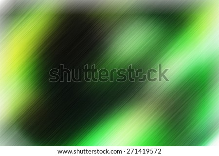green smooth abstract colorful background with up right diagonal speed motion lines - stock photo