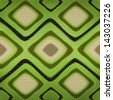 Green snake leather background - stock