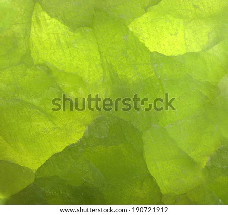 Green stone background - stock photo