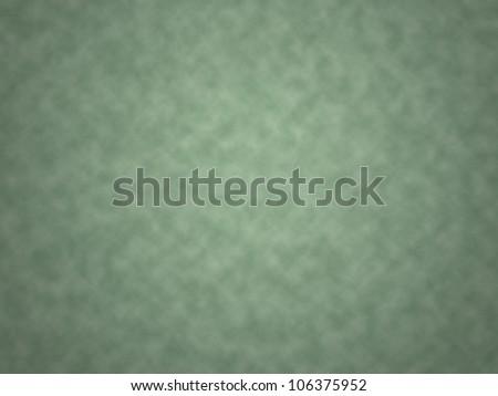 Green studio background - stock photo