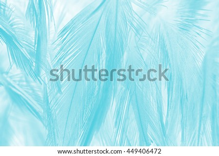 green turquoise vintage color trends chicken feather texture background,Interior soft luxury heaven angels,Modern image used for design living room,office and others