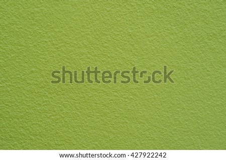 green wall texture background - stock photo