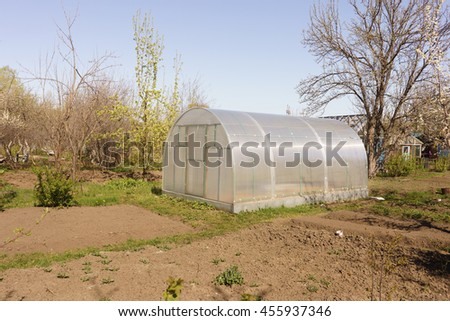 Greenhouse - stock photo