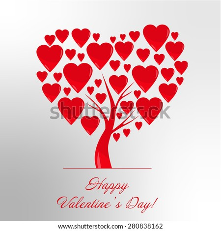 greeting card words happy valentines day stock illustration, Ideas