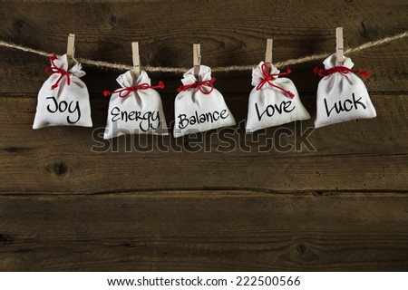 Greetings for birthday, anniversary, valentine or christmas: greeting card. - stock photo
