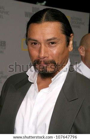 Gregory Cruz  at the party to celebrate the 100th Episode of 'Dog Whisperer'. Boulevard 3, Hollywood, CA. 09-17-08 - stock photo