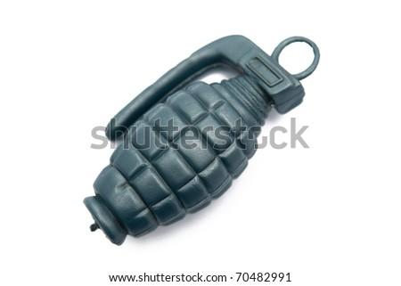Grenade - stock photo
