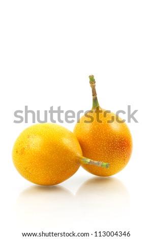 Grenadilla Fruit - stock photo