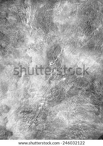 Grey Abstract grunge texture background - stock photo