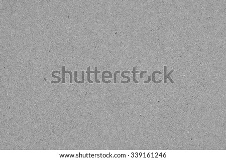 Grey album cardboard art paper texture horizontal rough old recycled textured blank empty grunge copy space background, aged grungy macro closeup, taupe gray fiber detail, vintage rustic pattern sheet - stock photo
