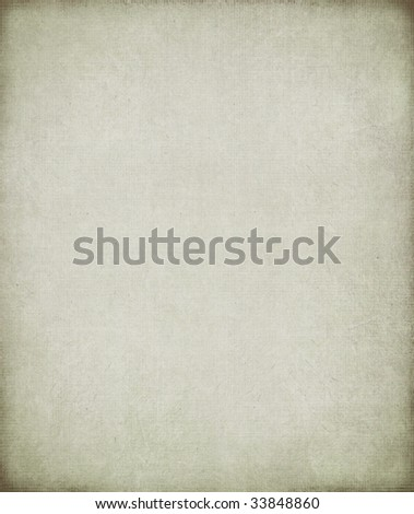 Grey antique paper - stock photo
