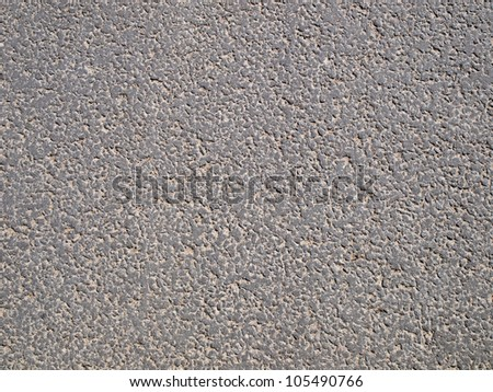 Grey asphalt. Picture is good for web design and different collages as a texture - stock photo
