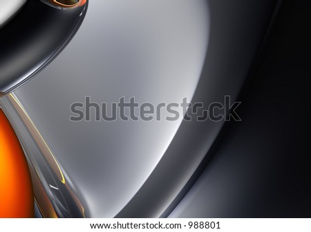 grey background (abstract= - stock photo