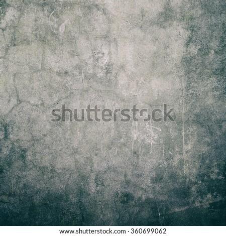 grey background wall (concrete). - stock photo